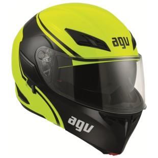 AGV Numo EVO ST Stinger Helmet (Color: Fluo Yellow/Black / Size: XL) 1162295