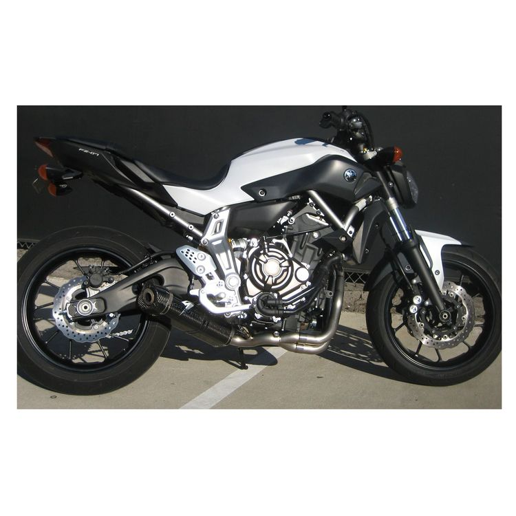 graves street bundle yamaha fz 07 mt 07 2015 2019 cycle gear. Black Bedroom Furniture Sets. Home Design Ideas