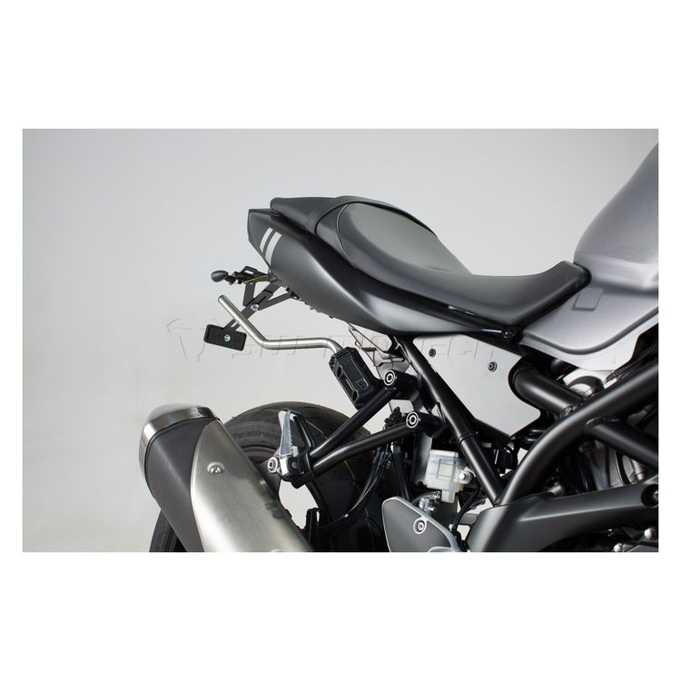 SW-MOTECH Blaze Saddlebag System Suzuki SV650 2017-2020
