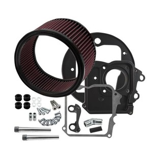 S&S CARB Classic High Flow Air Cleaner For Indian Chief 2014-2016 (Type: Uncovered) 1165930