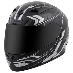 Scorpion EXO-R710 Focus Helmet (Color: Silver / Size: 3XL) 986217