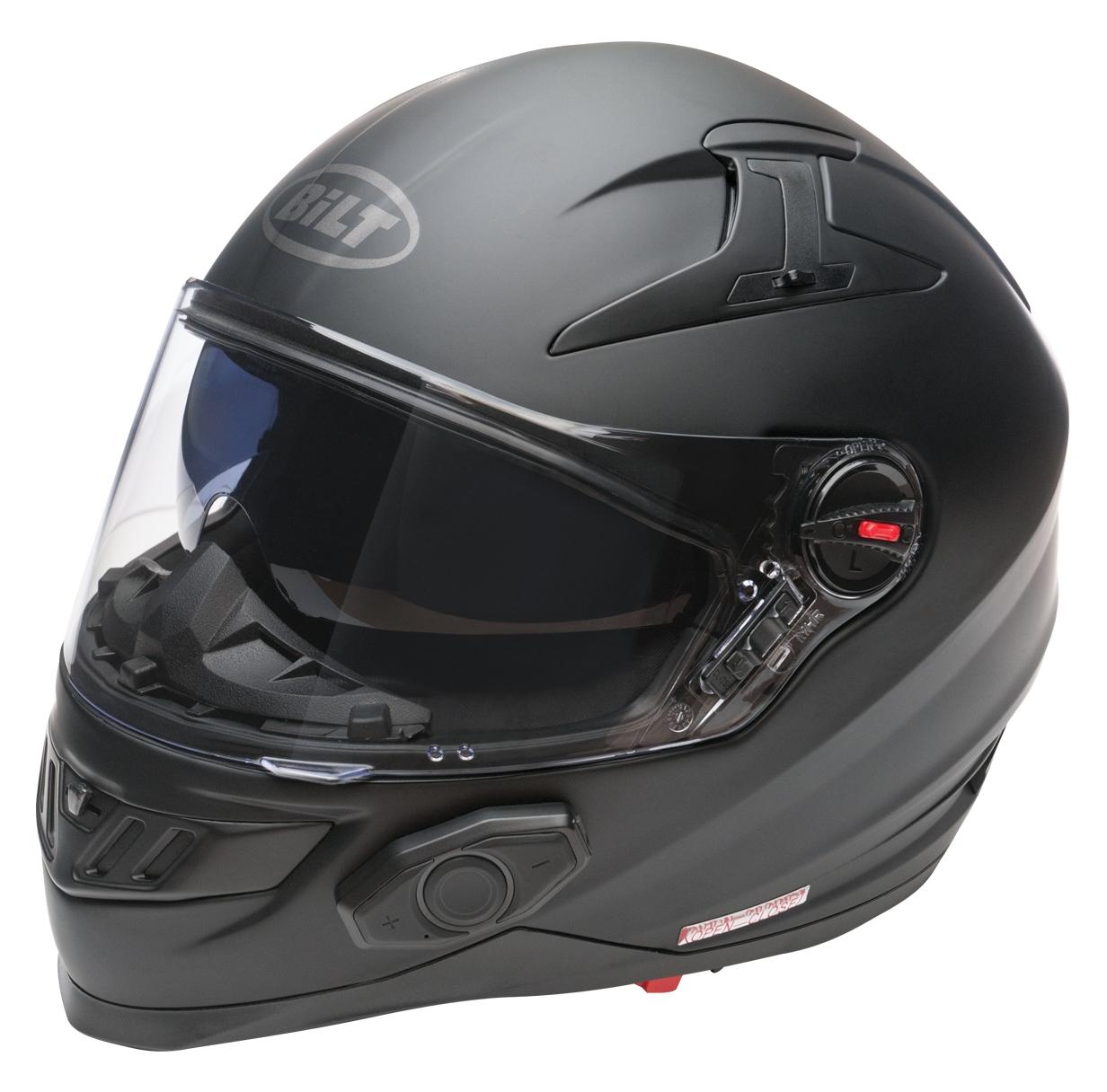 Bilt Techno 2.0 Sena Bluetooth Helmet - Cycle Gear