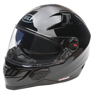 Bilt Techno 2.0 Sena Bluetooth Helmet (Color: Black / Size: XL) 1171921