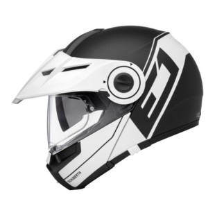 Schuberth E1 Radiant Helmet (Color: Matte White / Size: XS) 1171464