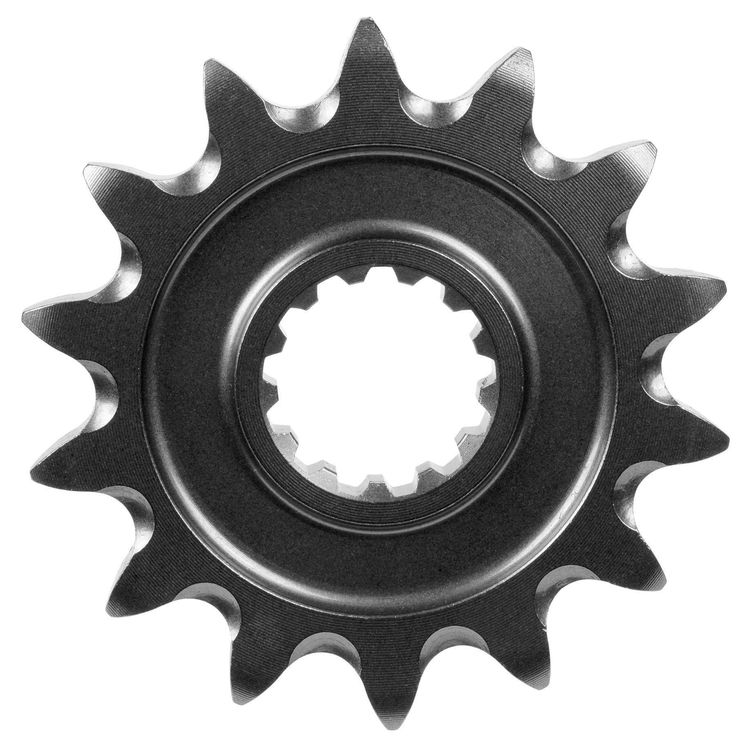 Renthal Grooved Front Sprocket Yamaha 125cc-200cc 1991-2004
