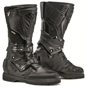 SIDI Adventure 2 Gore-Tex Boots (Color: Black / Size: 10/44) 1174125