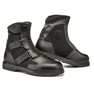 SIDI Fast Rain Boots (Color: Black / Size: 7/40) 1068175