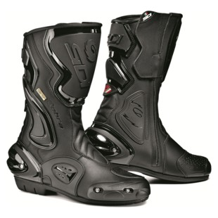SIDI Cobra Gore-Tex Boots (Color: Black / Size: 13/48) 932976