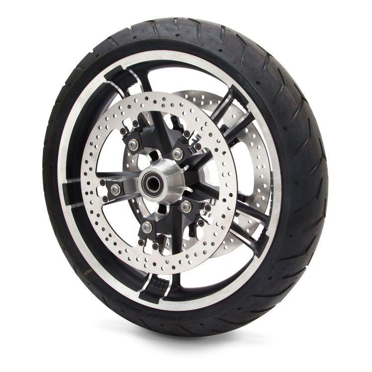 """Arlen Ness 14"""" Big Brake Front Rotor For Harley"""