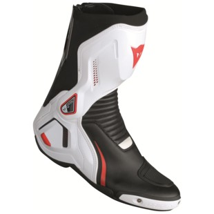 Dainese Course Out D1 Boots (Color: Black/White/Lava Red / Size: 44) 1149727