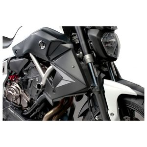 Spoiler Fit For Yamaha MT-07 MT 07 MT07 2018 2019 2020 Windscreens FZ07 FZ07 Windschutzscheibe Windabweiser Motorradzubeh/ör