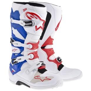 Alpinestars Tech 7 Boots - Patriot (Color: Patriot / Size: 14) 915232