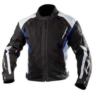 AGV Sport Verex Jacket (Color: Black/Grey/Blue / Size: MD) 1173993