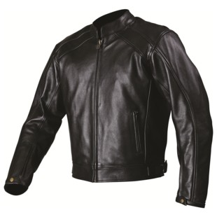 AGV Sport Classic Leather Jacket (Color: Black / Size: XL) 832979