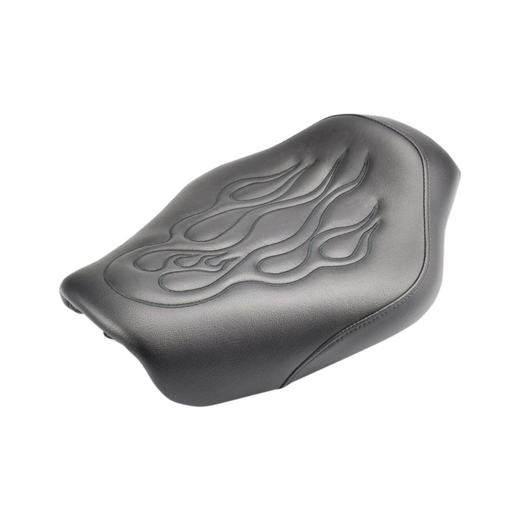 Saddlemen Tattoo Solo Seat For Harley Dyna Wide Glide 2004-2005