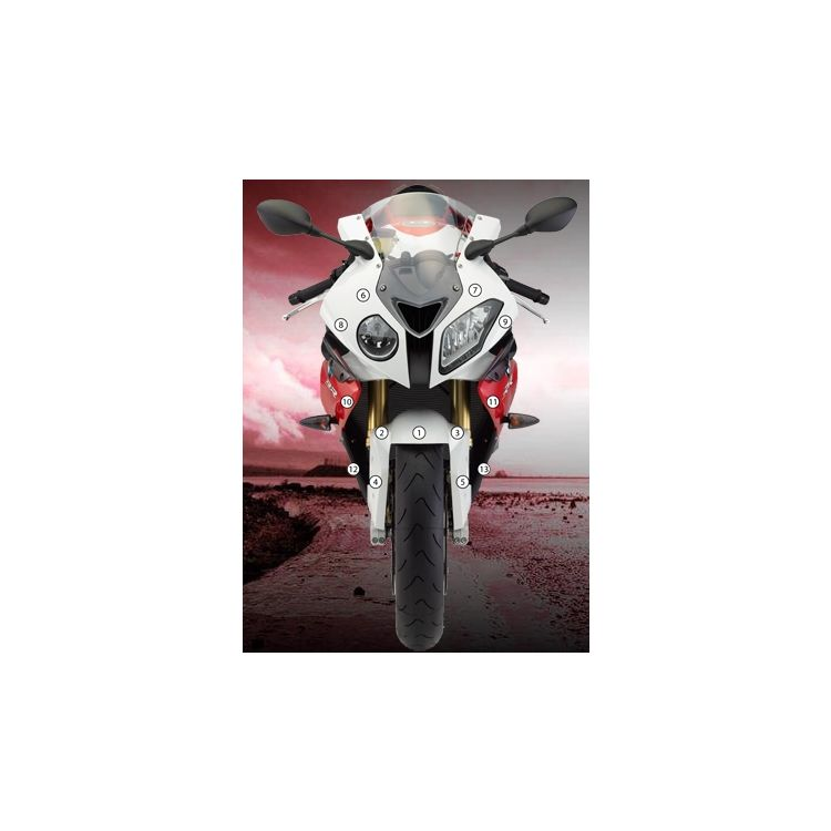 Eazi-Grip Eazi-Guard Protective Film Kit BMW S1000RR 2009-2014