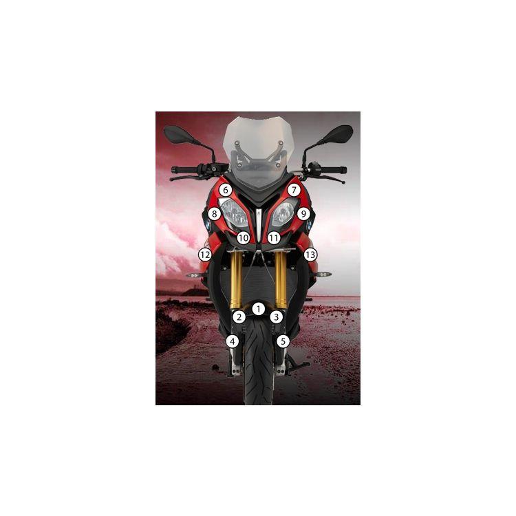 Eazi-Grip Eazi-Guard Protective Film Kit BMW S1000XR 2015-2019