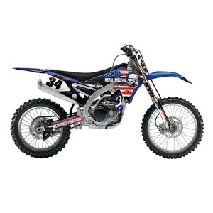 Dirt Bike Graphics Kits All Motocross Graphics Cycle Gear