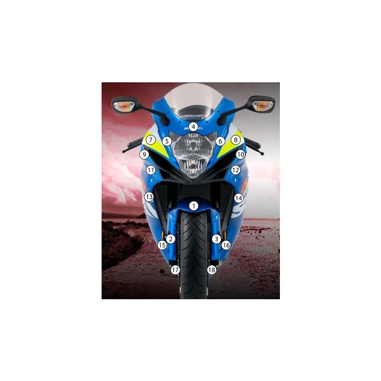 Eazi-Grip Eazi-Guard Protective Film Kit Suzuki GSXR 600 / GSXR 750 2011-2021