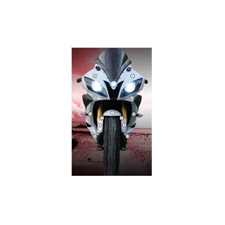 Eazi-Grip Eazi-Guard Protective Film Kit Yamaha R6 2008-2016