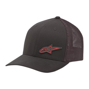 Alpinestars Knockout Hat (Color: Black / Size: SM-MD) 915618