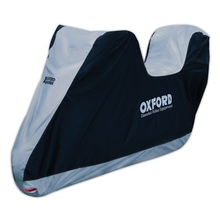 Oxford Aquatex Cover With Top Case (Size: Scooter) 1183233
