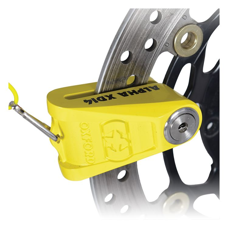 Oxford Alpha XD14 Disc Lock