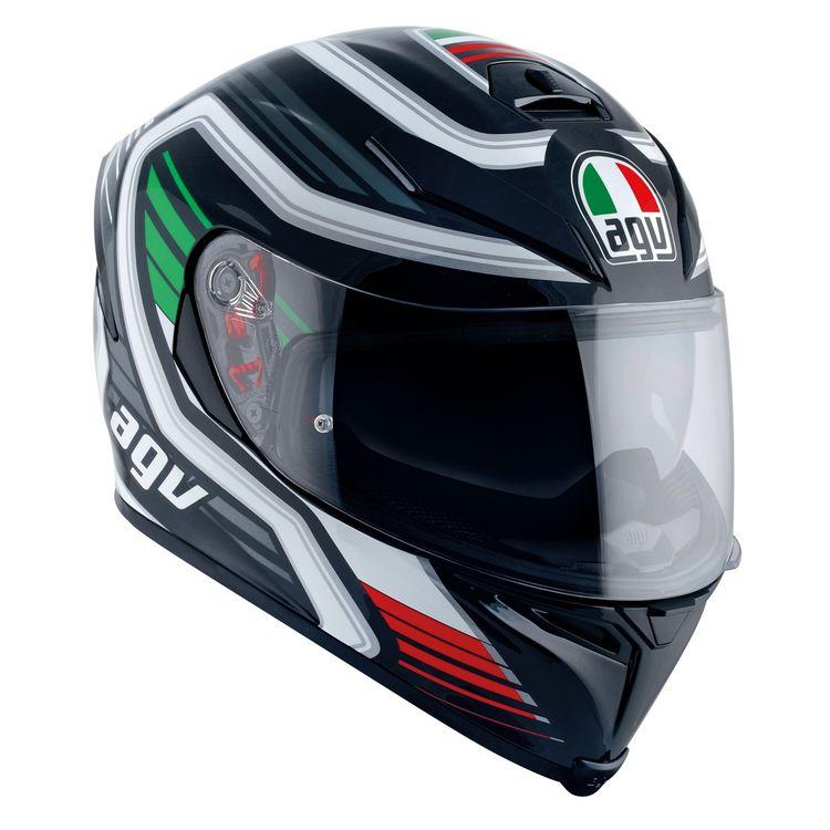 Black/White/Red/Green