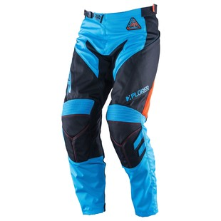 MSR 2016 Ascent Pants (Color: Cyan/Black/Orange / Size: 30) 1055445
