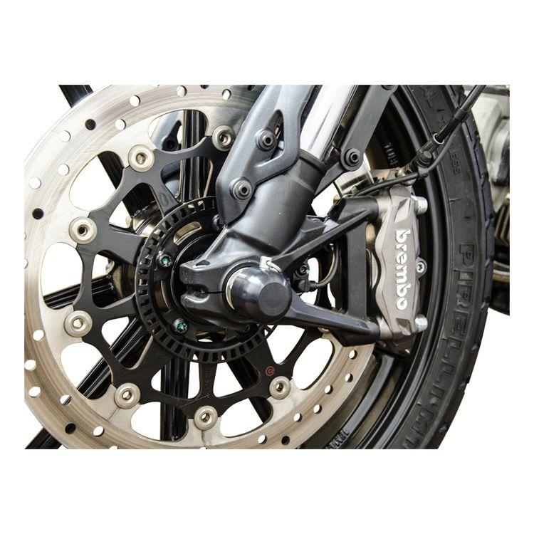 Woodcraft Front Axle Sliders Ducati Scrambler 2015-2018