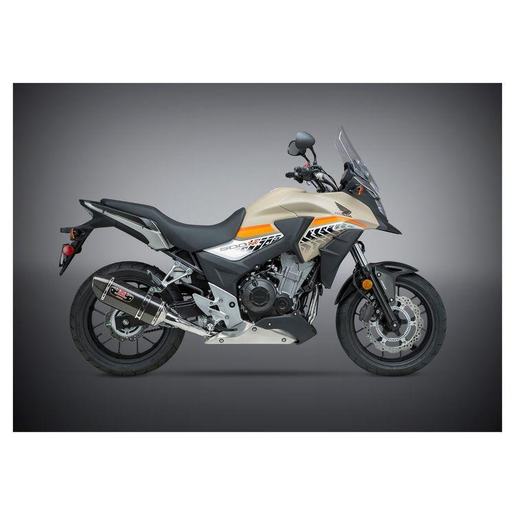 Yoshimura R77 Race Exhaust System Honda CBR500R / CB500F / CB500X 2013-2015