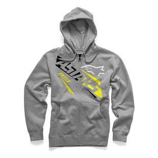 Alpinestars Precise Hoody (Color: Grey / Size: XL) 1097082