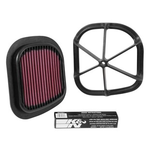 K&N XStream Motocross Air Filter KTM / Husqvarna 85cc-530cc 1185787