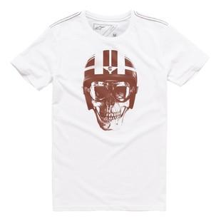 Alpinestars Lid T-Shirt (Color: White / Size: LG) 1097126