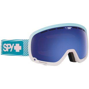Spy Marshall Snow Goggles (Color: Stacked Pink / Lens: Happy Dark Blue Spectra/Happy Lucid Blue) 1188896