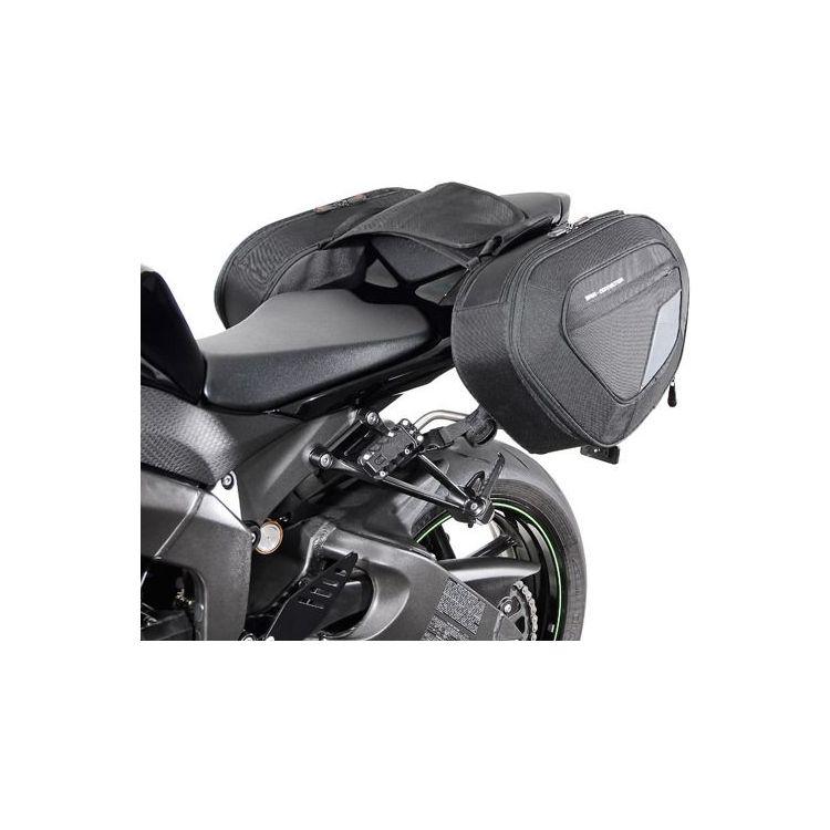 SW-MOTECH Blaze Saddlebag System Kawasaki ZX6R / 636