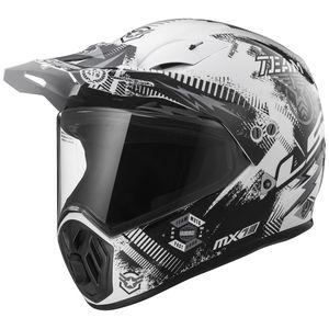 6d417d66 Dual Sport Motorcycle Helmets | Adventure Helmets - Cycle Gear