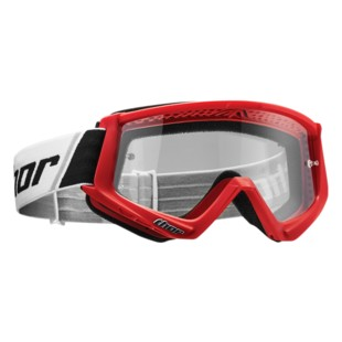 Thor Combat Goggles (Color: Red/Black) 1191509