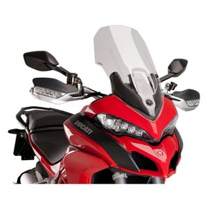 puig_touring_windscreen_ducati_multistrada1200_s20152017_clear_300x300 parts for 2016 ducati multistrada 1200 cycle gear  at bayanpartner.co