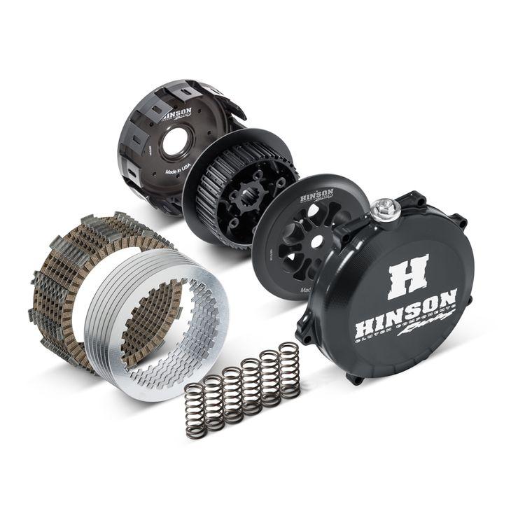 Hinson Complete Billetproof Conventional Clutch Kit Suzuki RMZ 450 2015-2017