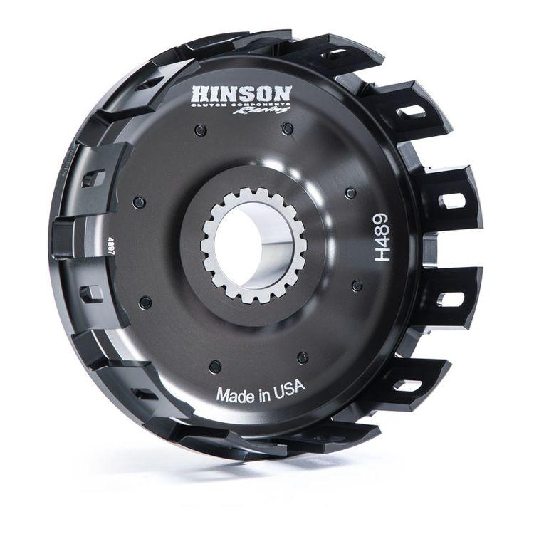 Hinson Billetproof Clutch Basket Honda CR250R / CRF450R 1992-2012