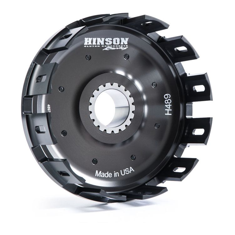 Hinson Billetproof Clutch Basket Honda CRF250R 2010-2016