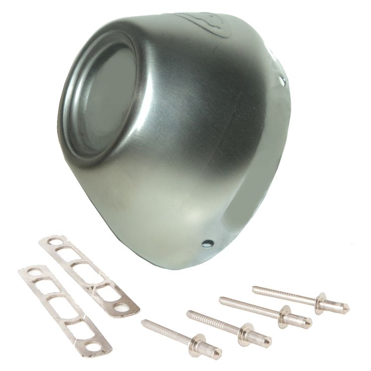 FMF Powercore 4 HEX / Q4 HEX Replacement Rear End Cap Kit