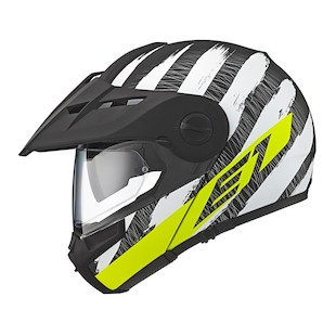 Schuberth E1 Hunter Helmet - Closeout (Color: Yellow / Size: LG) 1085903