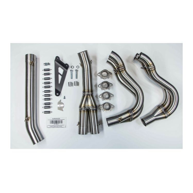 Hindle Exhaust Headers Suzuki GSXR 600 / GSXR 750 2006-2010