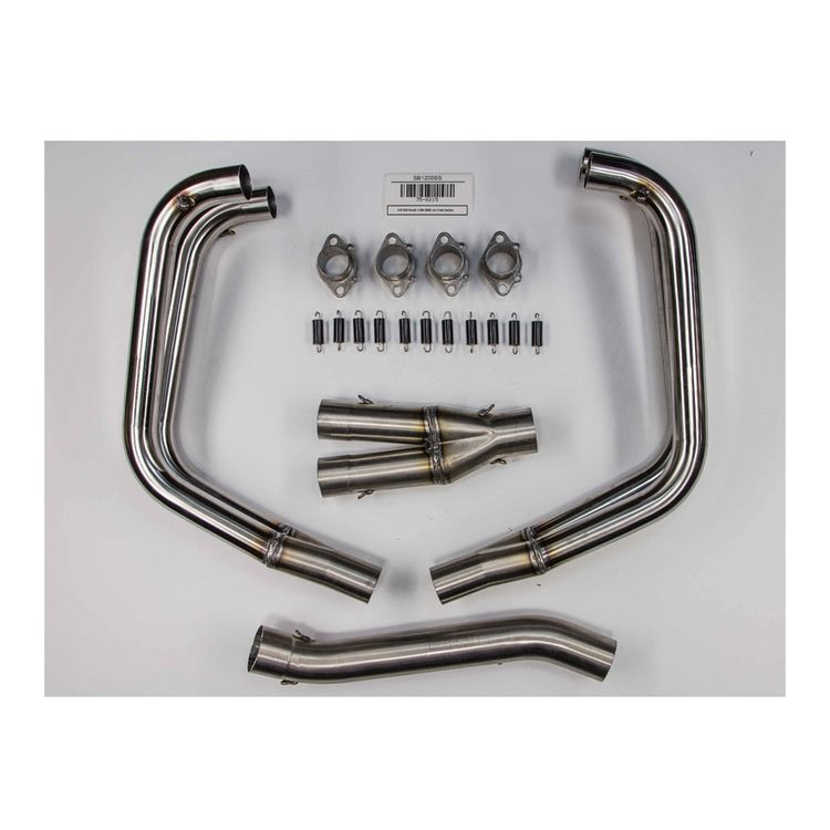 Hindle Exhaust Headers Suzuki GSF1200S Bandit 1996-2006