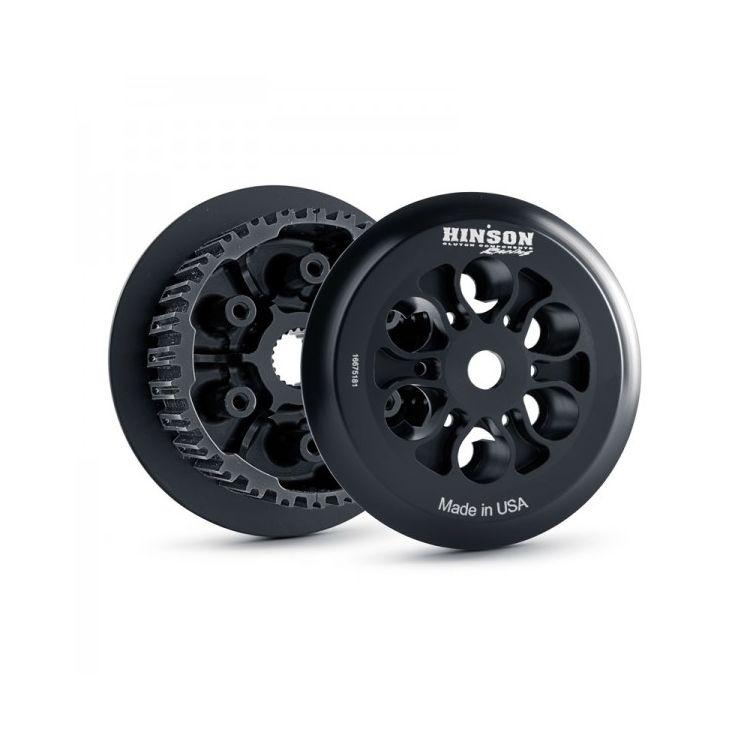 Hinson Billetproof Inner Hub / Pressure Plate Kit Suzuki RMZ 450 2008-2014