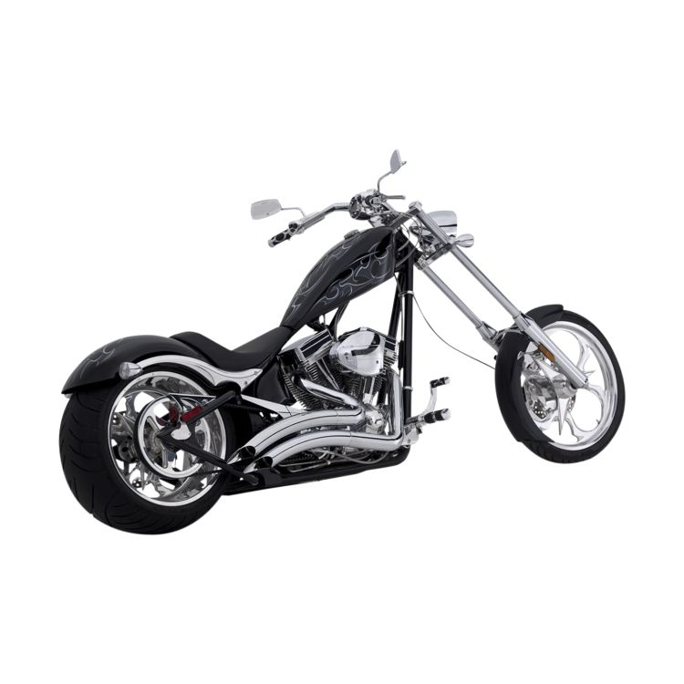 Vance & Hines Big Radius Exhaust For Big Dog K9 / Mastiff 2006-2009