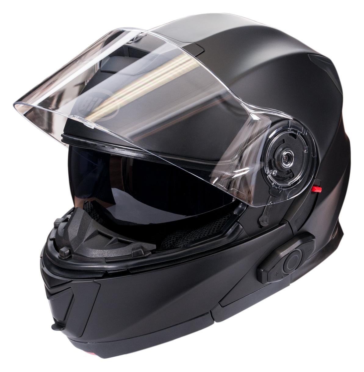 18cdb1c8 Bilt Techno 2.0 Sena Bluetooth Evolution Modular Helmet - Cycle Gear