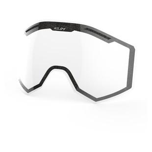 Klim Radius / Radius Pro Goggle Double Lens (Color: Clear) 970477